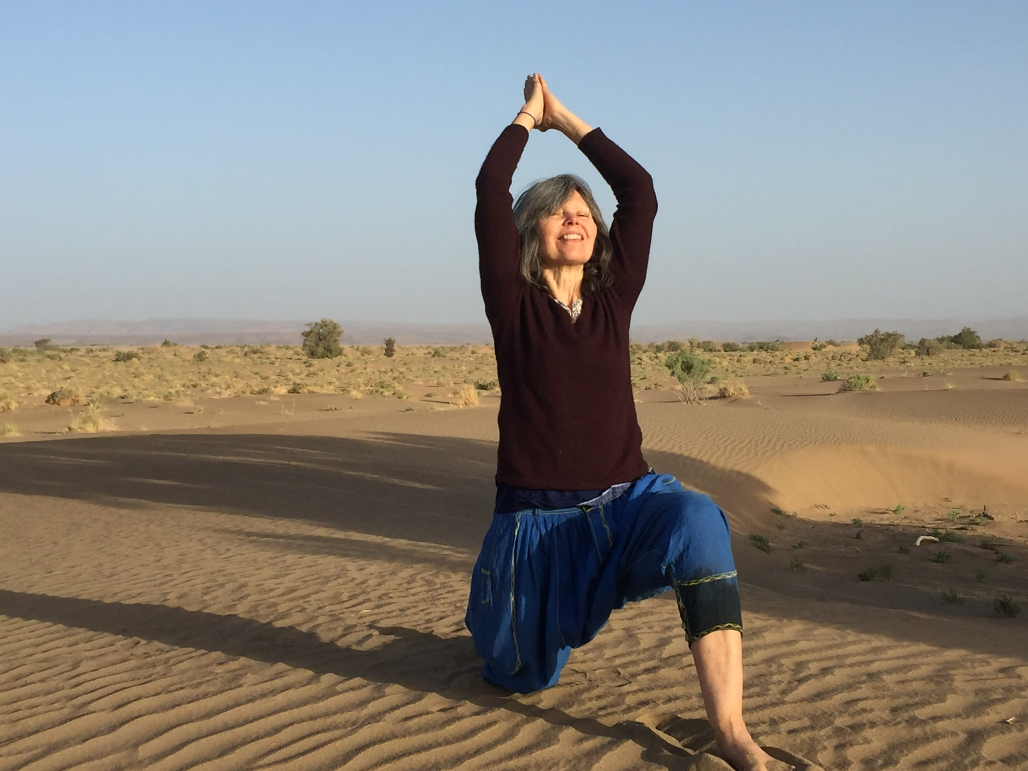 Yoga als ideale Ergänzung